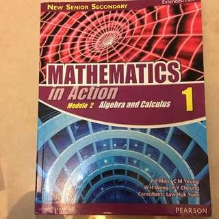 Mathematics In Action Module 2 Algebra And Calculus