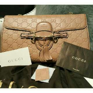Gucci Emily Shoulder Bag