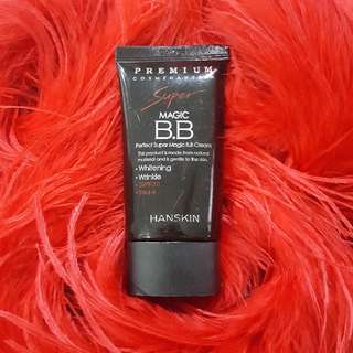 HANSKIN SUPER MAGIC BB CREAM KOREA