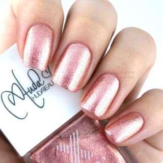 [INSTOCK] Formula X #ColorCurators Huda Beauty Nail Polish