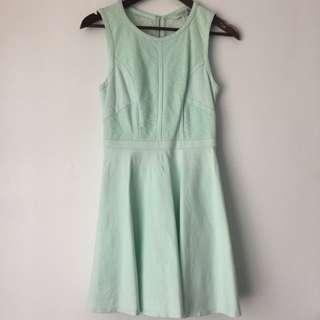 Forever New Mint Dress
