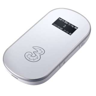 Huawei E586 White High Speed 3G/4G MiFi 21.1Mbps HSPA+ MOBILE BROADBAND