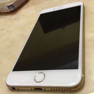 iPhone 6 Plus 128 Gb Gold