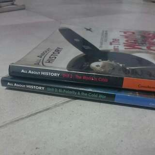 Upper Secondary Elective History Textbooks 📖