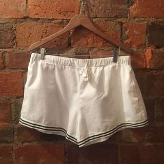 Camilla And Marc White Shorts