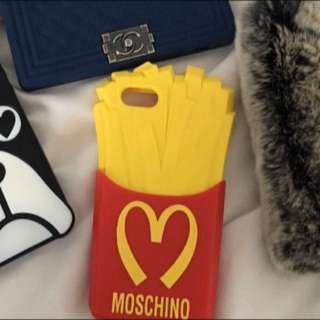 Moschino iPhone 5/5s/5ce case