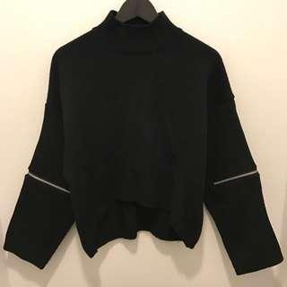 VII&CO 微高領毛衣