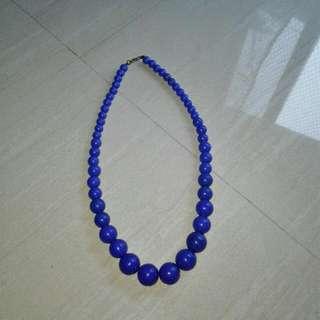 🌸Royal Blue Necklace