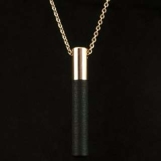 Lockstone Plus Rose Gold Pendant & Three Black Stones - Pre-Order Now!