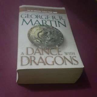SALE!! A Dance With Dragons