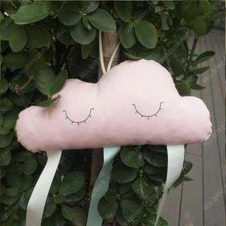 스마일구름양 헤어핀홀더 및 정리대