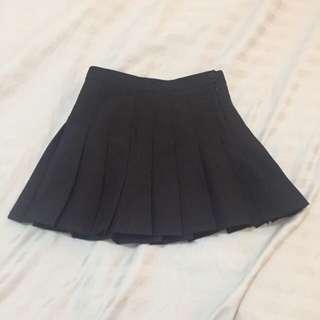 American Apparel Replica Tennis Skirt