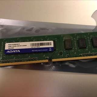 桌上型電腦記憶體