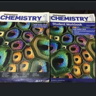 Heinemann Chemistry 1 - 5th Edition