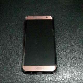 Samsung S7 Edge ( Pink Gold ) 32GB ---> RARE COLOUR