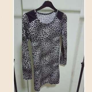 #easter40 Animal Print Dress/Tunic