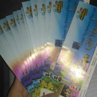 Ticket Jungle Land