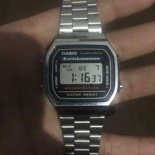 Casio Silver Original
