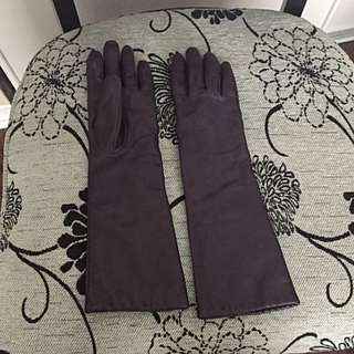 Banana Republic Gloves With Touch Screen Pads!