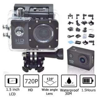 (U.P $90) #1212Sale Promo Still On!! Action Camera SJ4000 GOPRO