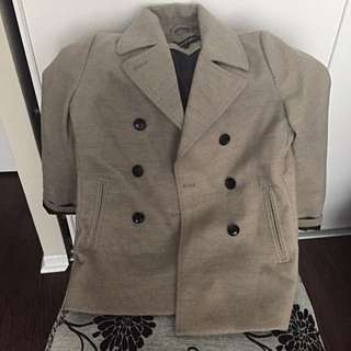 Woman's Medium Masculine Coat!