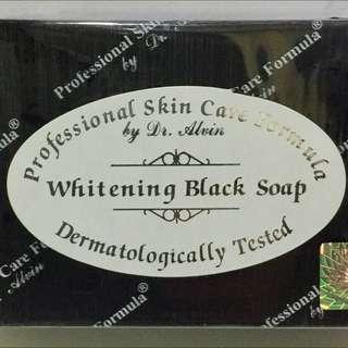 Dr. Alvin's WHITENING BLACK SOAP