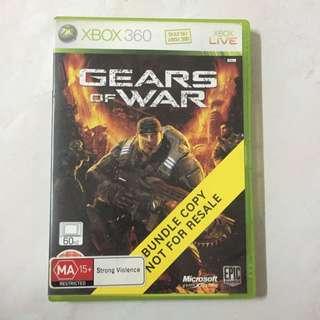 Xbox 360- Gears Of War