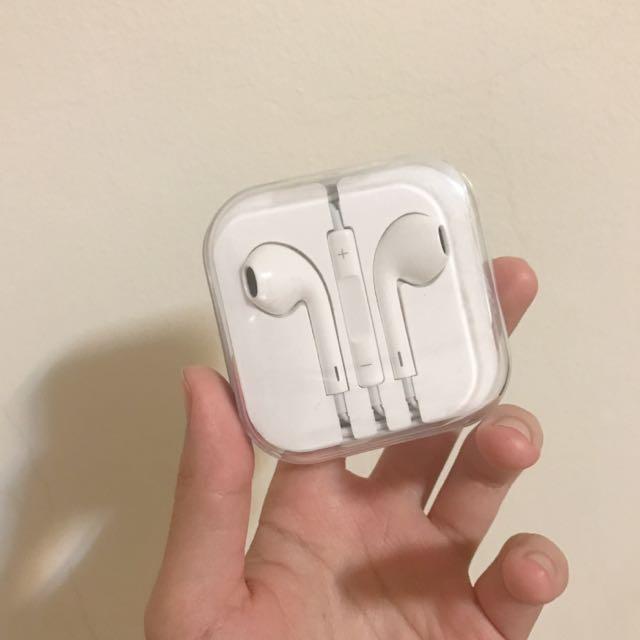 全新蘋果耳機🎧
