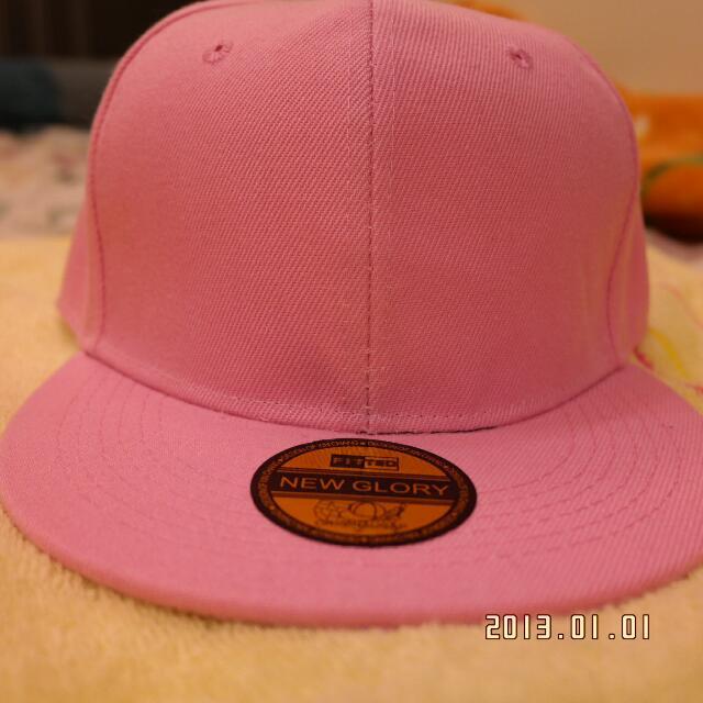 淡粉~帽子(剩一個)
