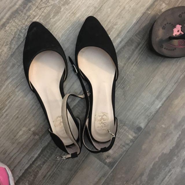 優雅 鞋23.5