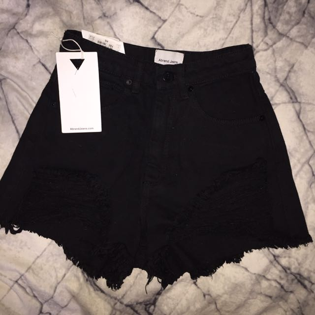 Abrand high waisted shorts (from live)