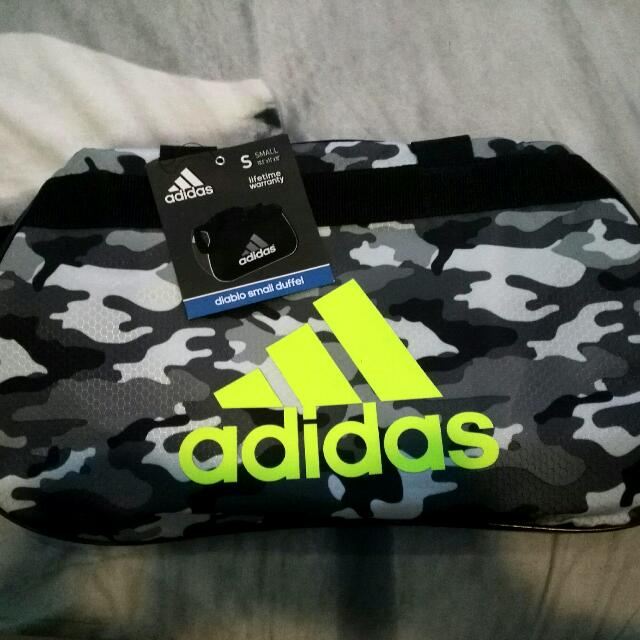 Adidas Duffel Bag (Small)