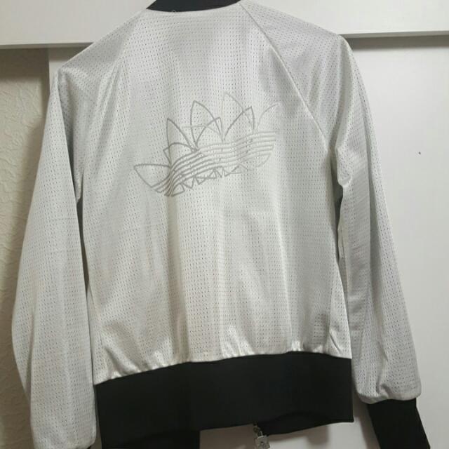 Adidas Original reversible jacket