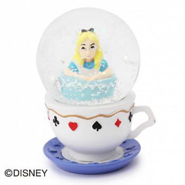 Afternoon tea 紅心王國 Alice 水晶球 (愛麗絲)