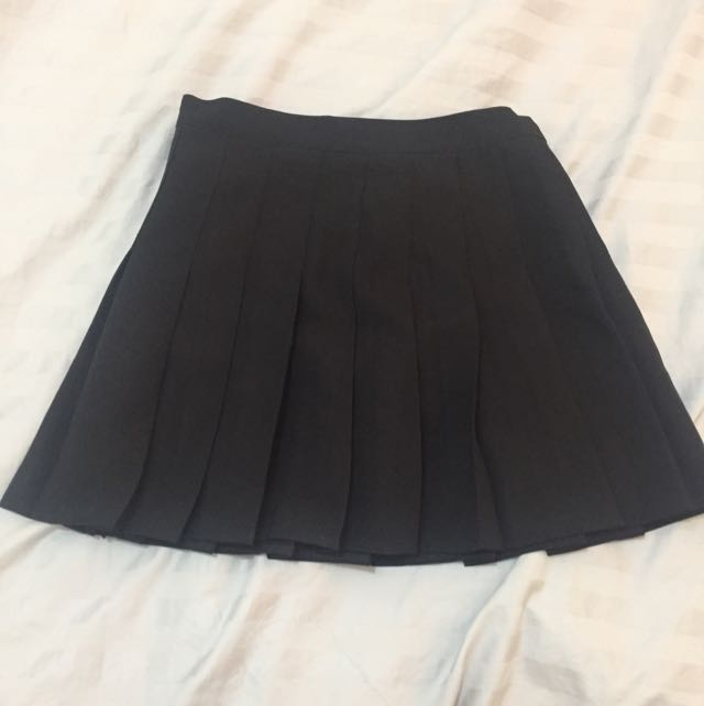American Apparel Tennis Skirt (dupe)