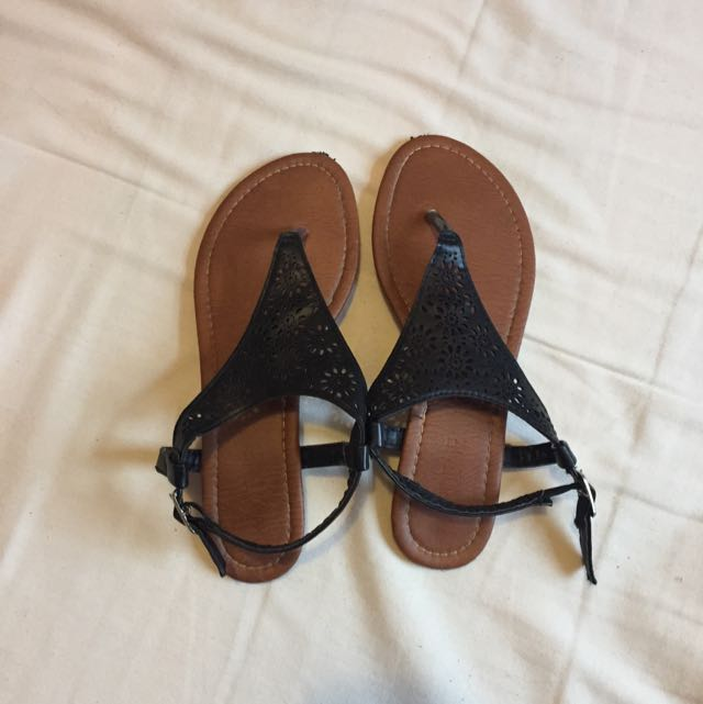 American Eagle Sandals Women's 7