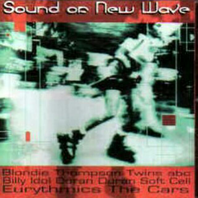 arthcd SOUND OF NEW WAVE CD (20 hits by Blondie, Aneka, Soft Cell,  Blancmange, ABC, Eurythmics, Duran Duran, Japan, Billy Idol, Thompson  Twins,