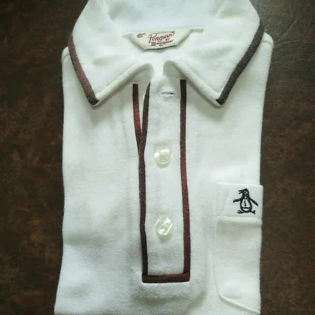 Authentic penquin polo shirt for kids 4 to 5 years old