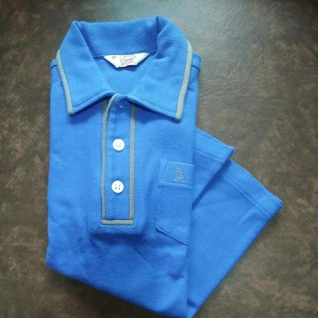 Authentic penquin polo shirt for kids good for 4 to 5 yaers old