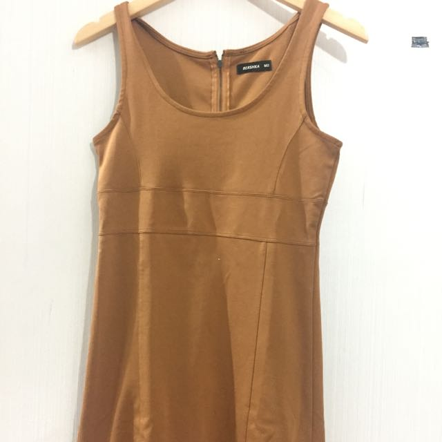 Berskha Mustard Dress