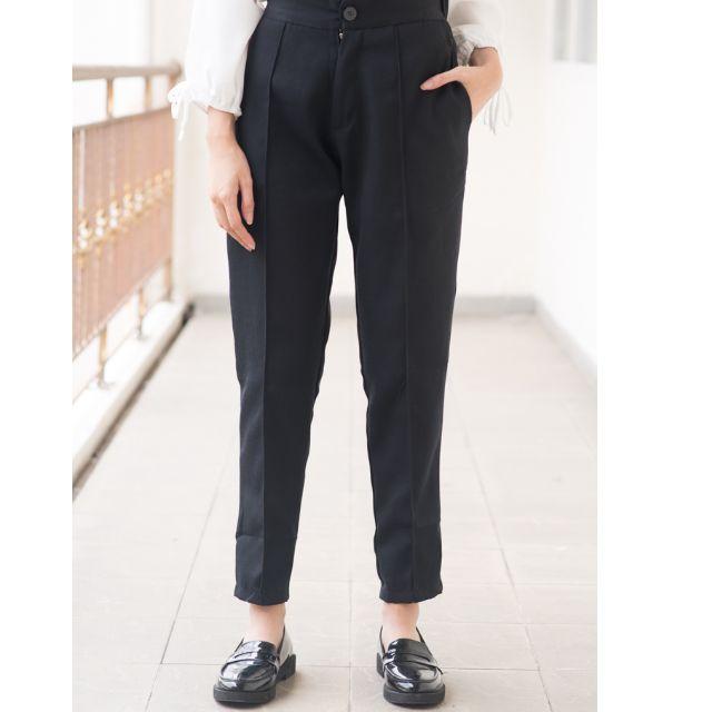 Black Basic Pants *NEW*