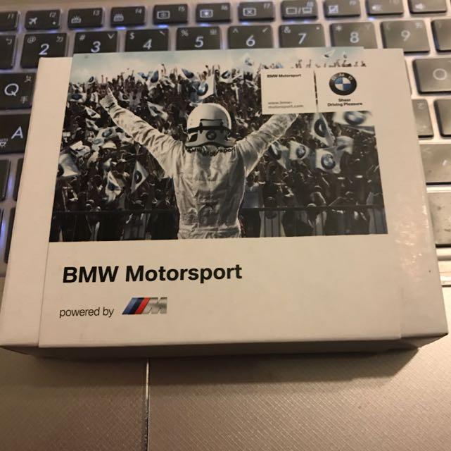 BMW卡片夾&錢夾