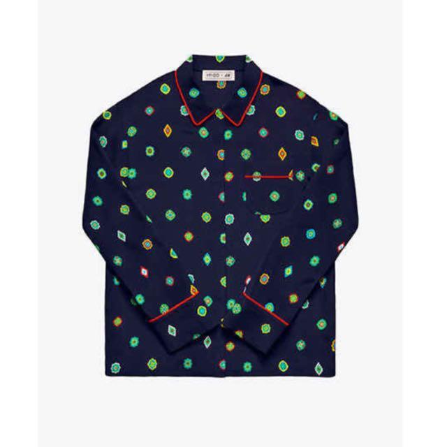 ee01cdfe BNWT Kenzo X H&M Pyjama Silk Top Size EU38, Women's Fashion, Clothes ...