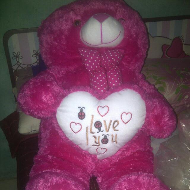 Boneke Pink Jumbo