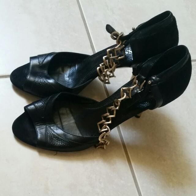 🌜Boss Chainlink Stilettos 🌛
