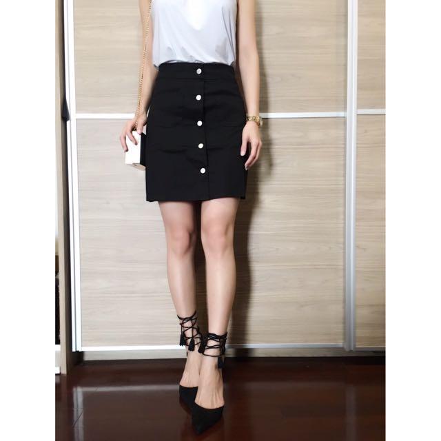 Botton skirt
