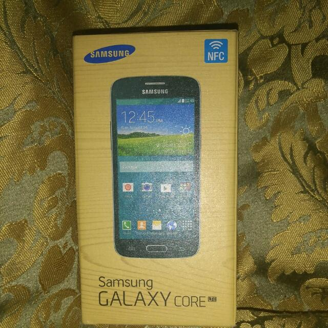 BRAND NEW SAMSUNG GALAXY CORE