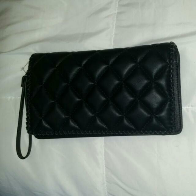 Brand New ZARA CLUTCH purse