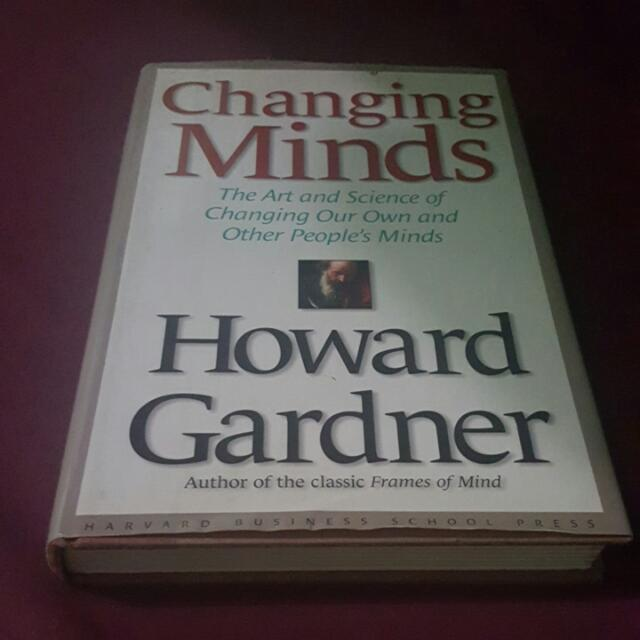 SALE!! Changing Minds