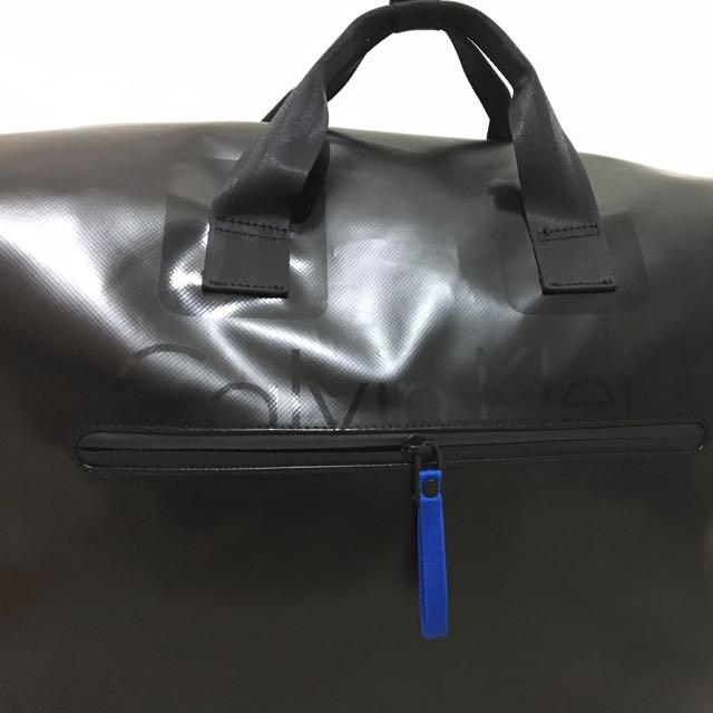 CK全新旅行袋(限時3000)